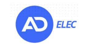 Electricien Adelec logo